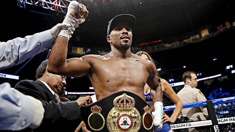 Badou Jack Looks Forward to 2018