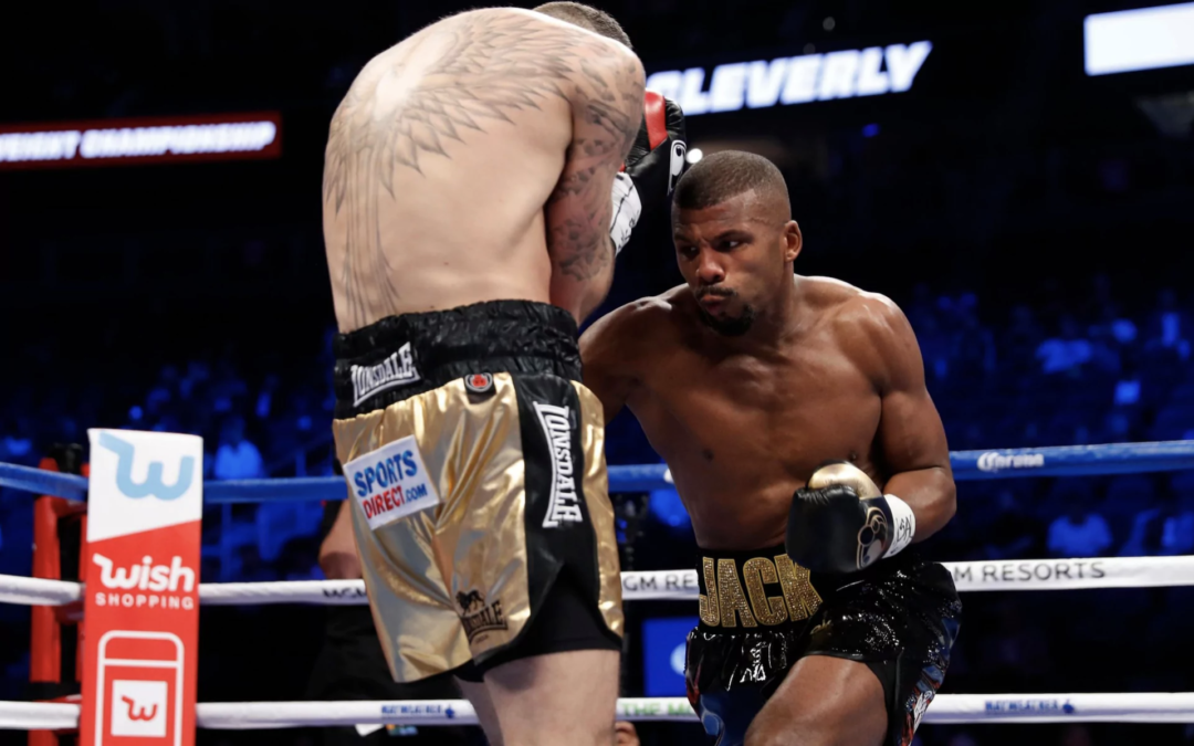Nathan Cleverly Blown Away by Badou Jack in Undercard Fight