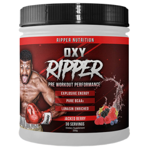 pre-workout sports supplement