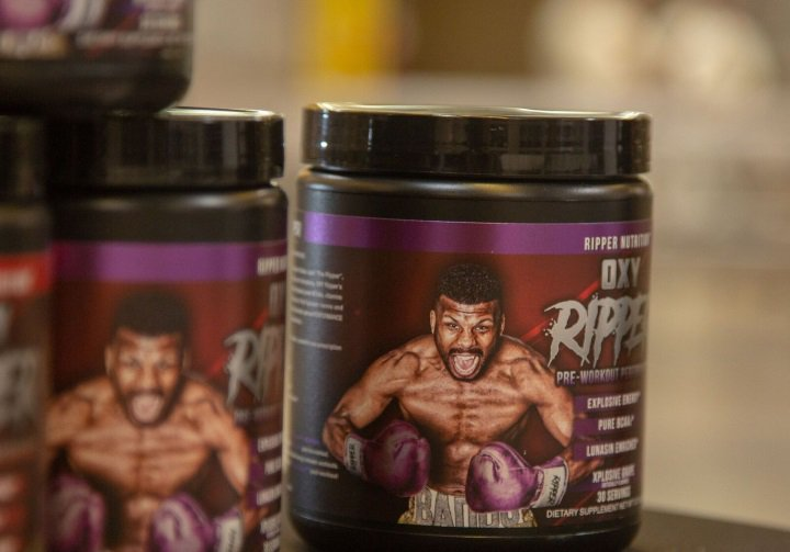 Badou Jack Launches New Line of Supplements