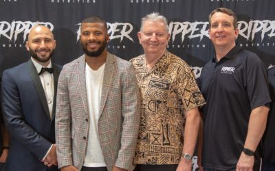 [VIDEO] Badou Jack Launches Ripper Nutrition Supplement Company; Unveils Product Line