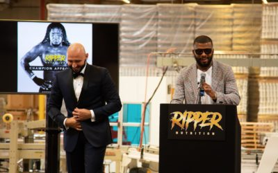 Badou Jack entertains in Toronto