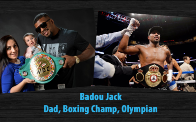 Badou Jack Talks Training For Premier Fight, Balancing Work And Family And More