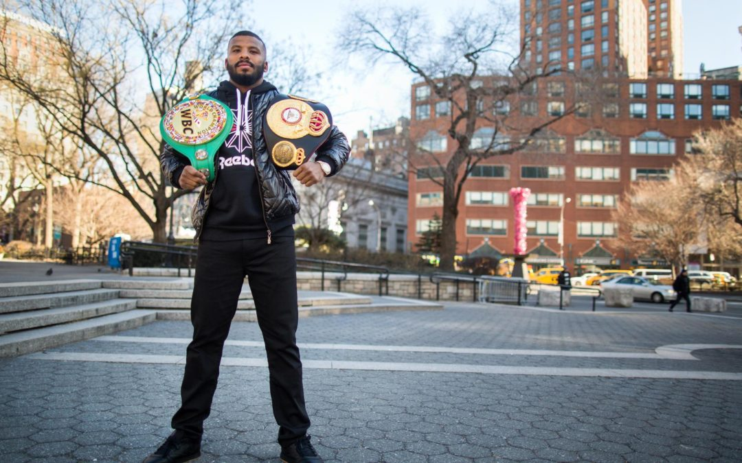 Great Feature on Badou Jack from OZY.com