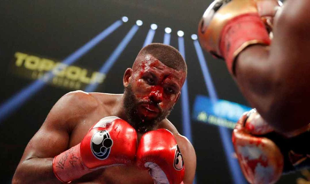 Badou Jack on gruesome cut: 'I'm a fighter, not a model'
